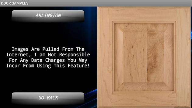 Wood Doors Calculator screenshot 2