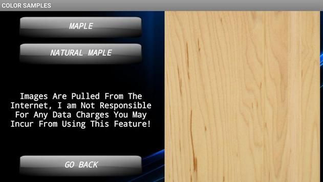 Wood Doors Calculator screenshot 3