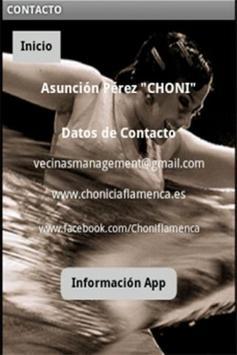 CHONI CÍA FLAMENCA screenshot 3