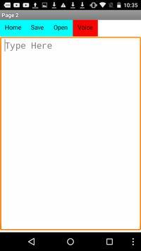 Simple Notepad apk screenshot