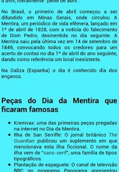 Dia da Mentira poster