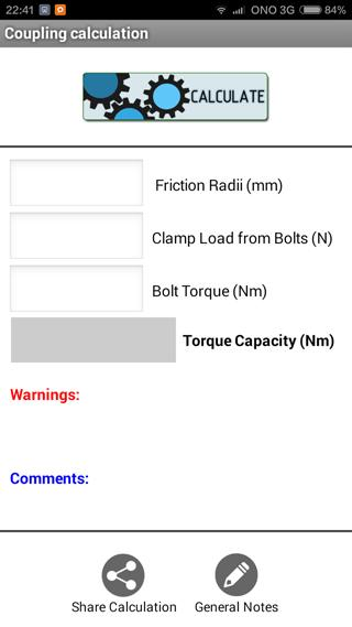 Flange Coupling Torque Free for Android - APK Download