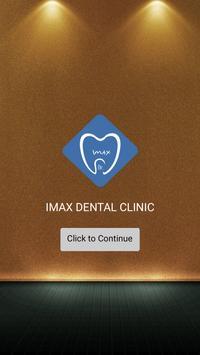 imax dental clinic, Deesa poster