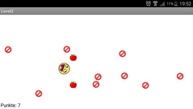 Fang den Apfel screenshot 1