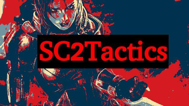 SC2Tactics poster