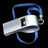 Whistle Simple icon