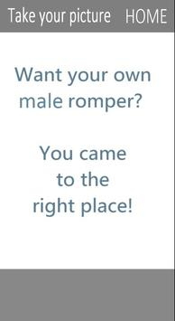 Male Romper screenshot 1