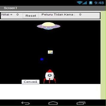 KPC-SpaceInvaders-Ferry apk screenshot