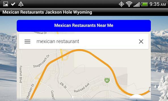 Restaurants Jackson Hole WY screenshot 3