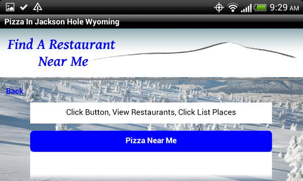 Restaurants Jackson Hole WY screenshot 4