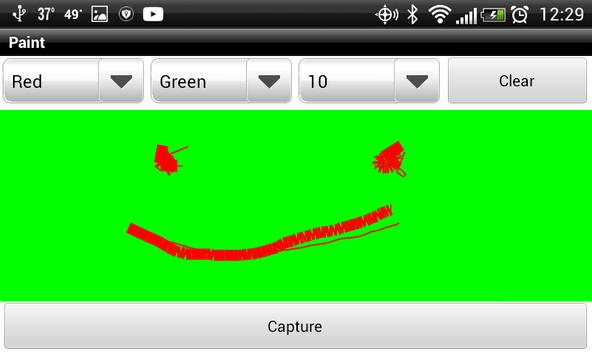 Paint apk screenshot