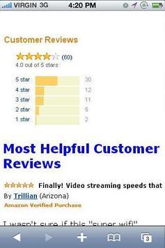 BDPS3100 Bluray Player Reviews apk screenshot