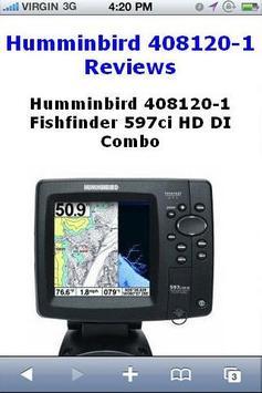 Fishfinder 4081201 Reviews poster