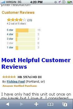 Fishfinder 4081201 Reviews apk screenshot