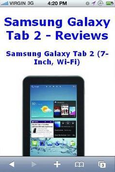 Galaxy Tab 2 Reviews poster