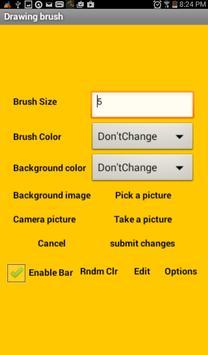 Drawing Brush Pro apk screenshot