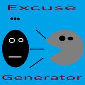 The Excuse Generator icon