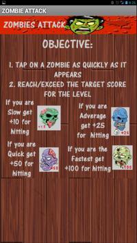 Zombie Attack apk screenshot