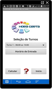 Hora Certa screenshot 2
