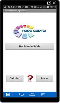Hora Certa screenshot 3
