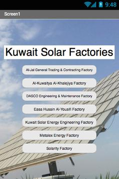 Kuwait Solar Factories for Android - APK Download