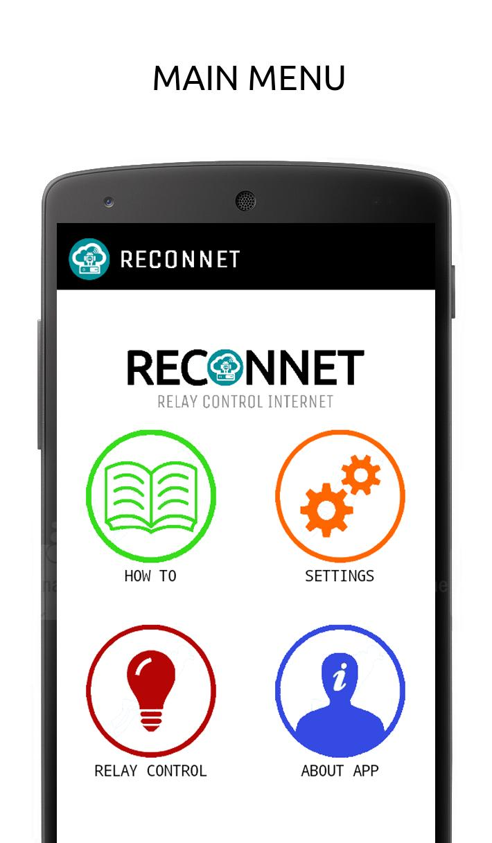 Relay Control Internet for Android - APK Download