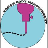 Tailor Body Measurement icon