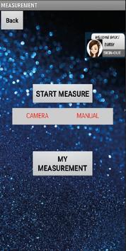 Tailor Body Measurement screenshot 3