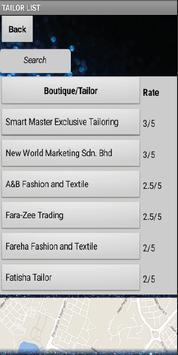 Tailor Body Measurement screenshot 6