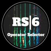 [Obsolete] R6S Random Operator Generator icon