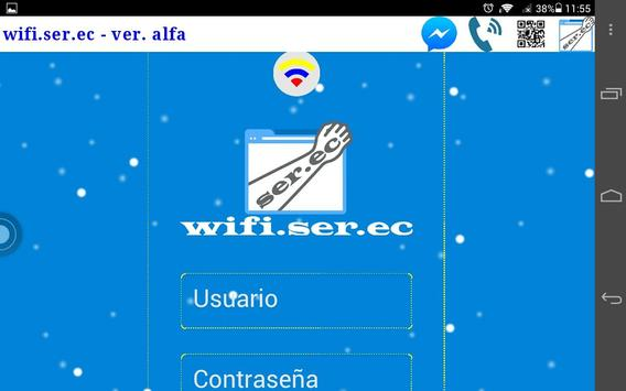 WIFI.SER.EC screenshot 9