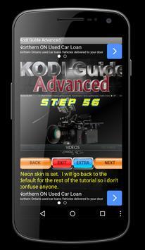 Kodi Guide 2:  Advanced apk screenshot
