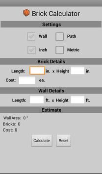 Brick Calculator poster