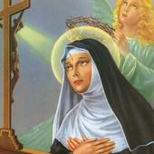 Saint Rita of Cascia (ARABIC) icon