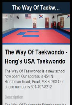 The Way of TKD poster