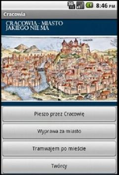 Cracowia poster
