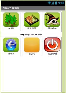 BOGOR.. apk screenshot