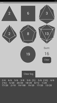 DnDice (User friendly roller) screenshot 5