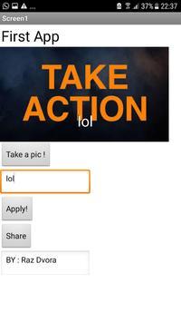Take A Shot screenshot 1