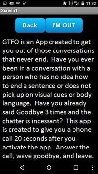 GTFO apk screenshot