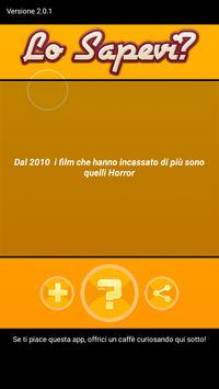 Lo Sapevi? - Edizione 2016 apk screenshot