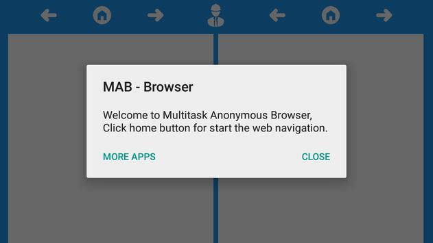 Privacy Anonymous Browser MAB apk screenshot