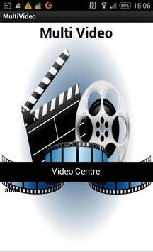 MultiVideo apk screenshot