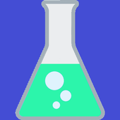 Simple Chemistry Pictionary icon