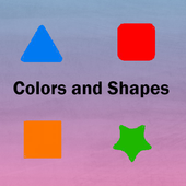 Colors and Shapes icon