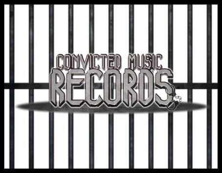 Convicted Music Records poster