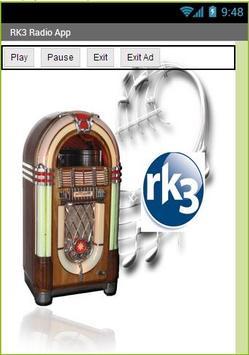 RK3 Radio Melbourne - Fan Made screenshot 2