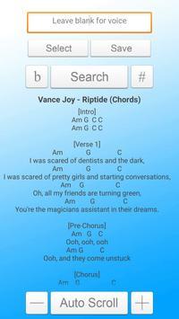 Chord Finder apk screenshot