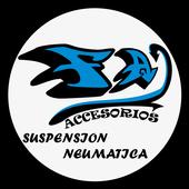 FA suspension icon