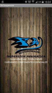 FA suspension poster